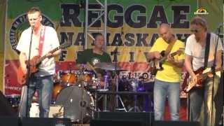"HABAKUK "" Mury"" Live @ Reggae na Piaskach 2012"