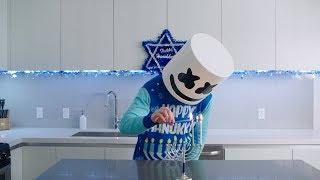 The Ultimate Potato Latkes Recipe (Hanukkah Edition) | Cooking with Marshmello