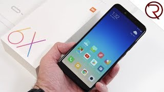 Xiaomi Mi 6X Unboxing, Hands On and Benchmark Results