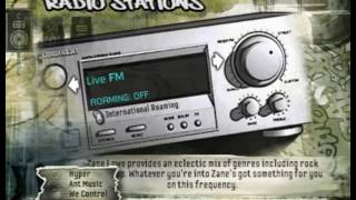 Live FM Radio Station Fifa Street 2