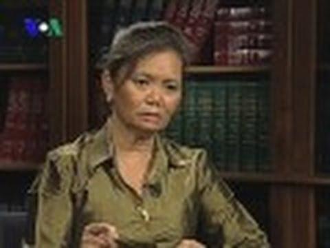 World Needs More Female Politicians, Mu Sochua Says - Part 1:2 (Cambodia news in Khmer).mp4