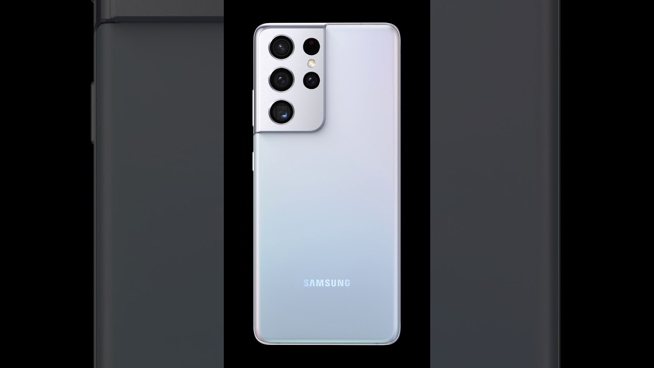 Samsung Galaxy S21 Ultra 2021 G998B 12/256GB Phantom Silver (SM-G998BZSGSEK) video preview