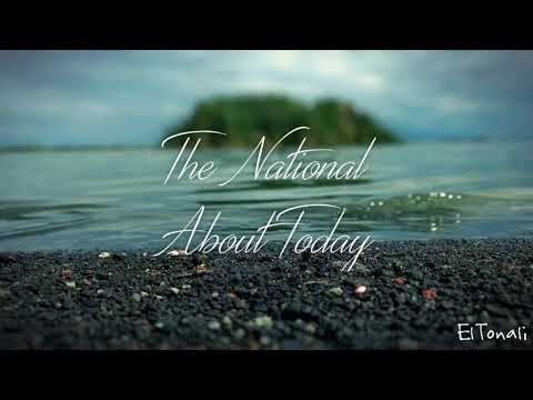 The National - About Today (Subtitulado Español - Inglés)