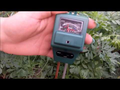 misuratore ph