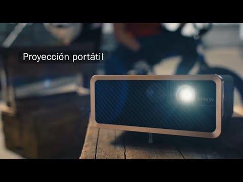 Proyector Portátil Epson EF-100