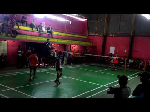 Final PORBANK Mandiri vs BRI (Bengkulu)