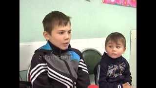 В одной из школ Улан-Удэ на ребенка во время урока упала люстра
