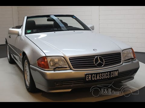 Video of '91 500SL - $22,350.00 Offered by E & R Classics - Q33D