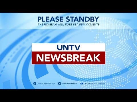 [UNTV]  UNTV News Break | Live | August 24, 2020 | 10:30 am