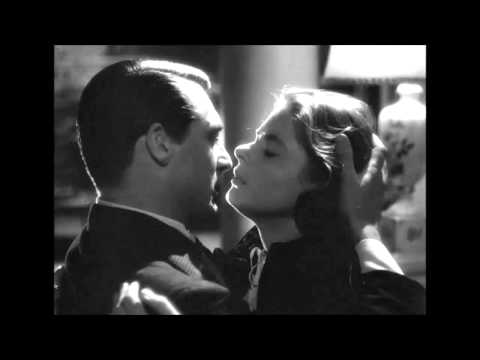 Notorious (1946) --You love me, why didn't you tell me before? -- Cary Grant & Ingrid Bergman