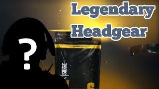 Legendary Doc Headgear | Rainbow 6 Siege