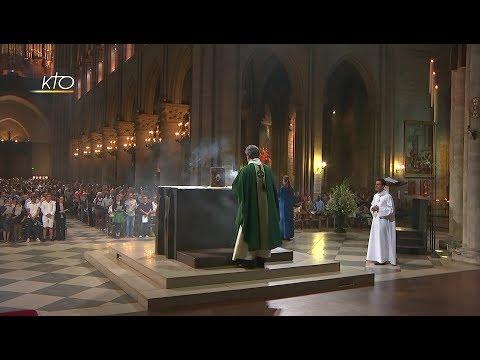 Messe du 9 juillet 2017