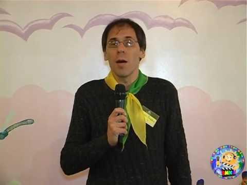 Психолог Алексей Карпов едет в лагерь Вместе