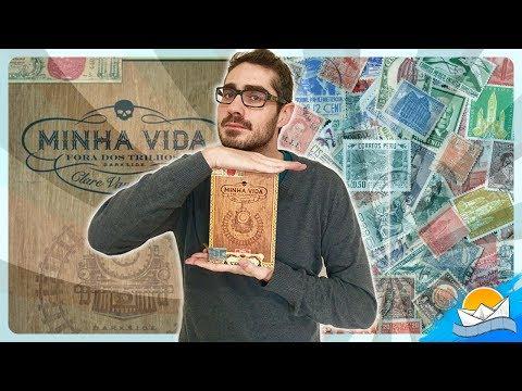 UNBOXING | MINHA VIDA FORA DOS TRILHOS | Darkside Books