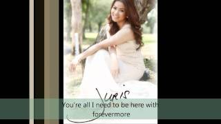 Forevermore   Juris With Lyrics
