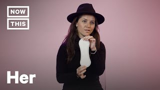 Cora Sells Tax-Free Feminine Products To Protest Tampon Tax | NowThis