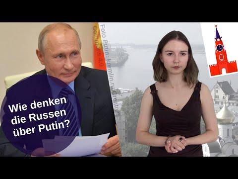 Wie denken die Russen über Putin? [Video]