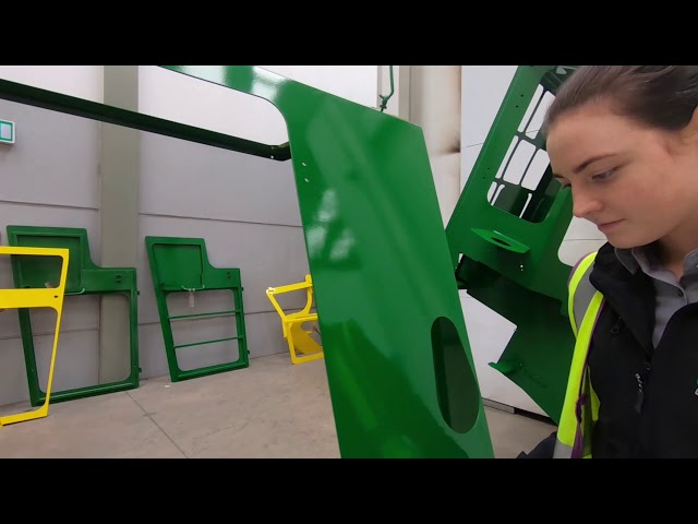 Manufacturing Engineer at Combilift