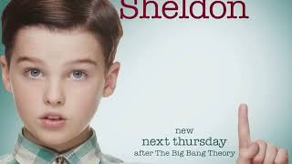 YOUNG SHELDON 2x17 - ALBERT EINSTEIN AND THE SOTRY OF ANOTHER MARY