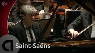Saint-Saëns : Piano concerto No.5 - Thibaudet / Concertgebouw Orchestra - Live Concert HD