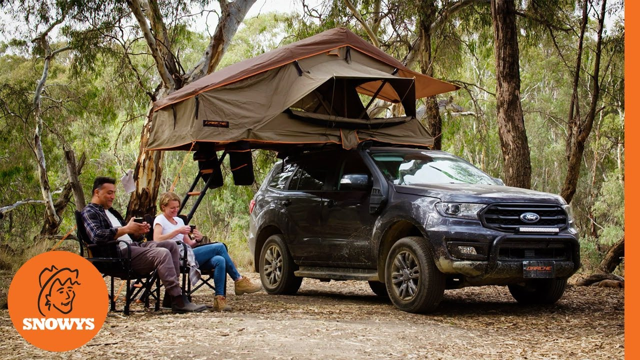 Panorama 1400 Rooftop Tent