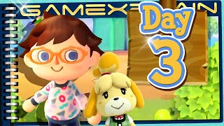 Animal Crossing: New Horizons - Day 3: Visiting Mystery Islands!  (Journal)