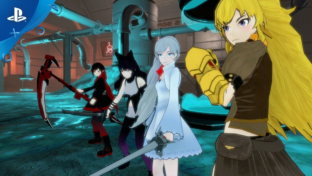 RWBY: Grimm Eclipse Launching January 17 on PS4