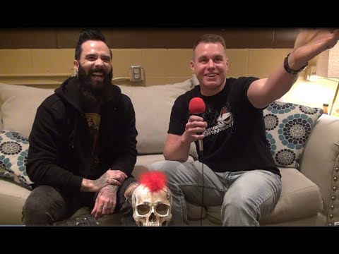 John Cooper's Thoughts on Cussing - Skillet Interview