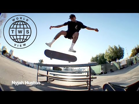 World View: Long Beach to LA | Nyjah Huston, Dominick Walker, Tommy Fynn and more
