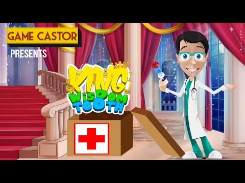 Video of King Wisdom Tooth - Kids Game
