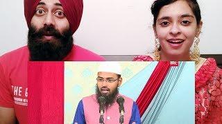 Gambar cover Reacting to Yusuf AS Aur Muhammad SAWS Ki Khubsurti | Beard Love | PunjabiReel TV
