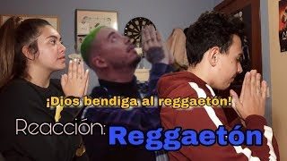 Reaccion : J. Balvin - Reggaeton