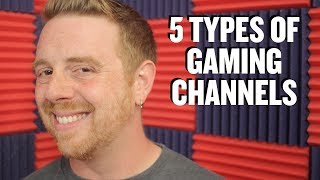 5 Types of Video Game Channels