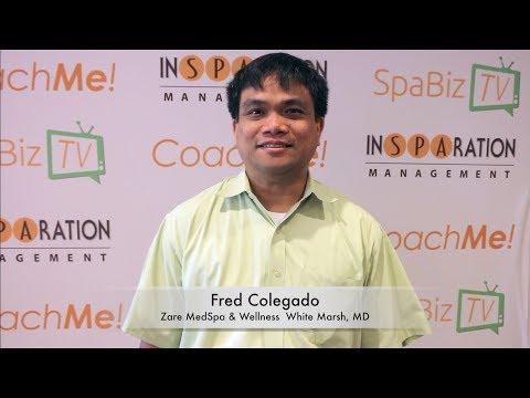 Fred Colegado - Zare MedSpa & Wellness