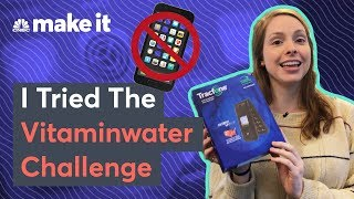 Life Without A Smartphone – Vitaminwater Challenge