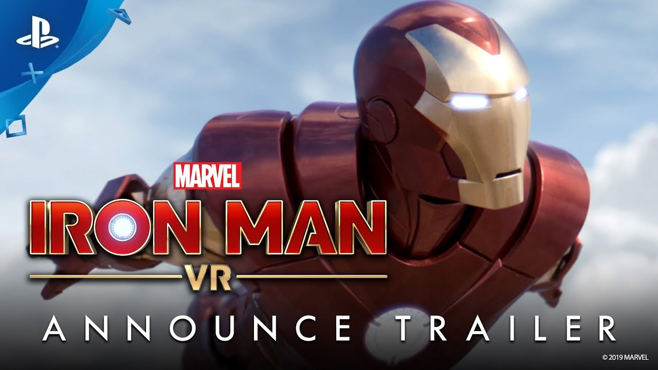 Trailer di Marvel's Iron Man VR