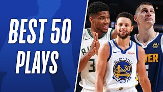 The BEST 50 Plays Of The Season 🔥
