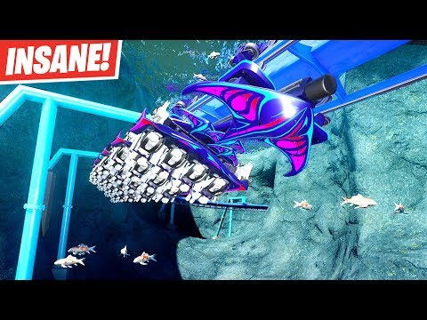 I Built an Insane Underwater Roller Coaster in Planet Coaster