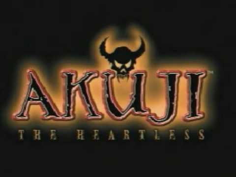 Akuji The Heartless Playstation