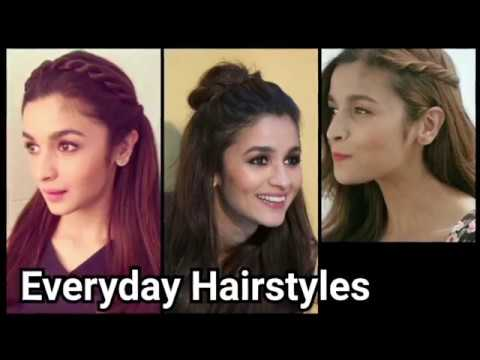 gsmnow Everyday QUICK EASY Hairstyles for medium long ...