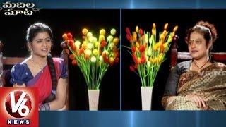 Srihari Wife Disco Shanthi Exclusive Interview   Madhilo Maata