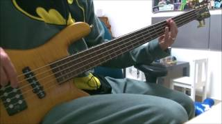 Dave Matthews Band - Stay (Wasting Time) - Bass