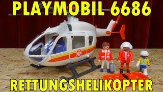 """PLAYMOBIL 6686 RETTUNGSHELIKOPTER"" -Vorstellung"