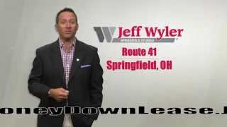 preview picture of video 'Jeff Wyler Springfield Hyundai - No Money Lease Sonata'