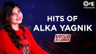 Alka Yagnik Hit Songs [Video Jukebox] Best Of AlkaYagnik   Blockbuster Hindi Songs   Tips Official