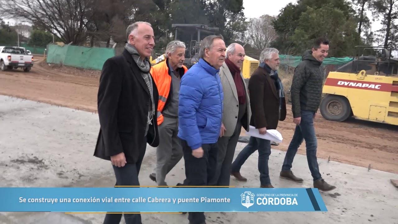 Nueva conexión vial entre el noroeste de la capital y avenida Circunvalación