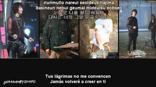 OSCAR/OSKA [Yoon SangHyun] - LIAR FMV [Secret Garden OST] Subs español+Hangul+Romanización