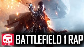 """BATTLEFIELD 1 RAP by JT Music feat. Neebs Gaming - """"The World's The War"""""""