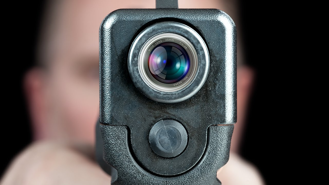 Obama Wants Police To Shoot Everybody… With Cameras thumbnail