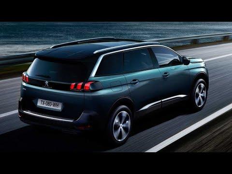 Peugeot 5008 2019 Наши тесты